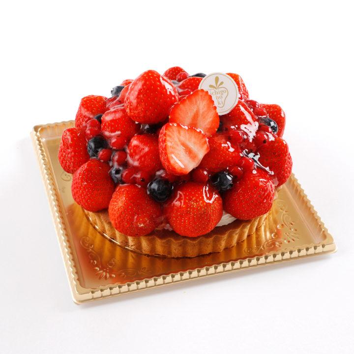 ベリーベリー ホールケーキ