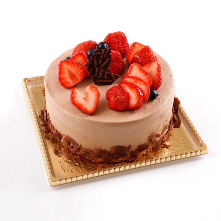 ショコラ デコレーションケーキ